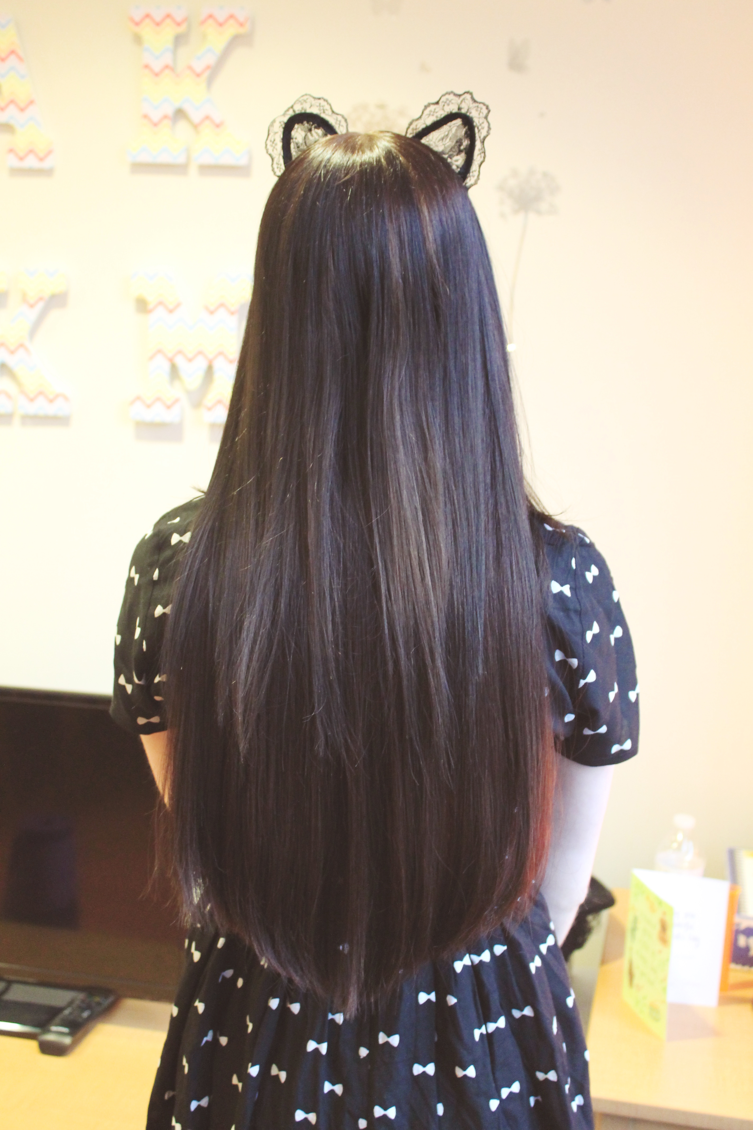 Hairextensionloves hidden halo extensions a review of miracle hairstylist hairlong2 pmusecretfo Image collections