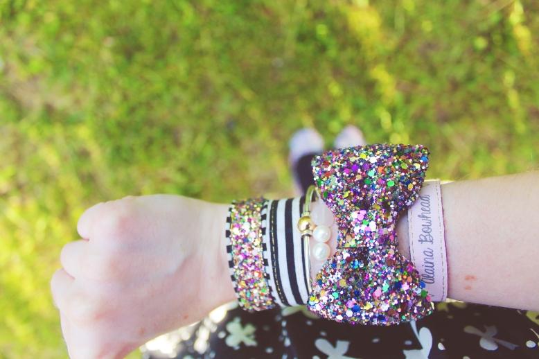 Glitterbows